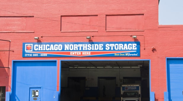 Chicago Northside Storage - Lakeview - icon