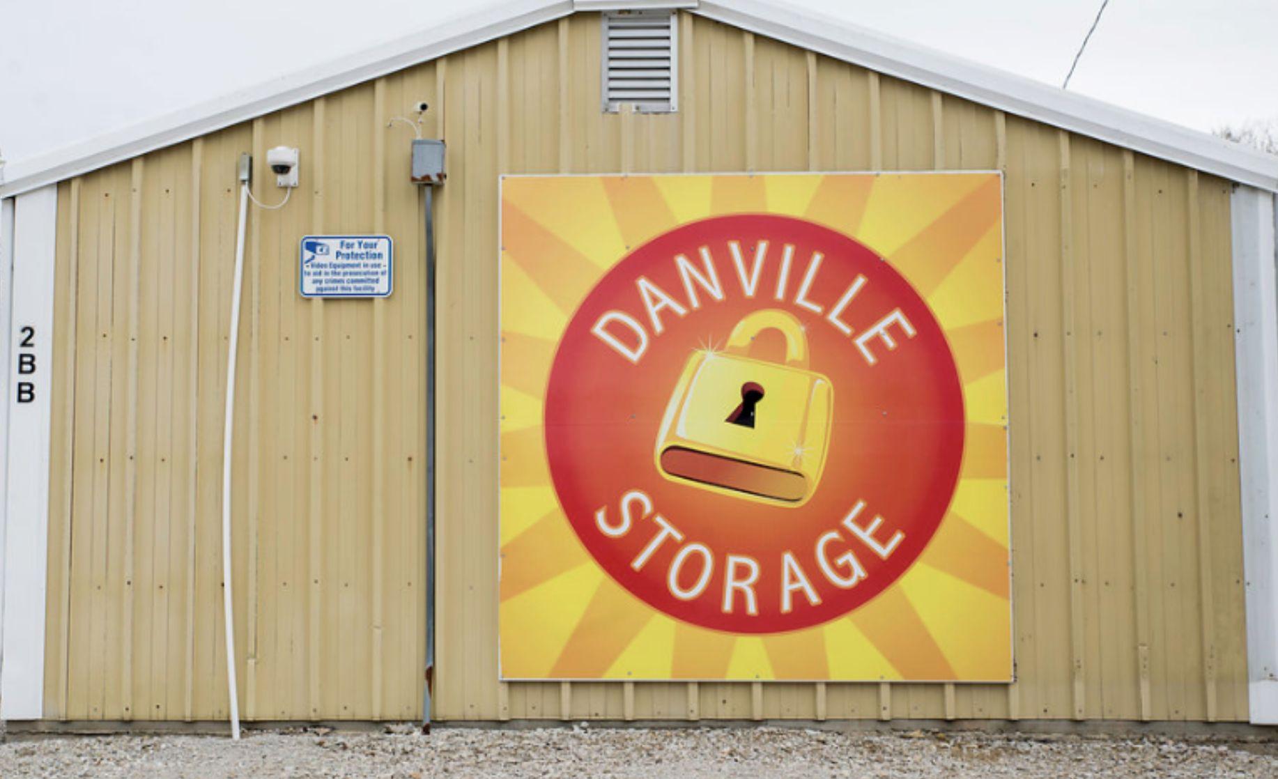 Danville Storage - icon